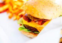 Un hamburger de McDo