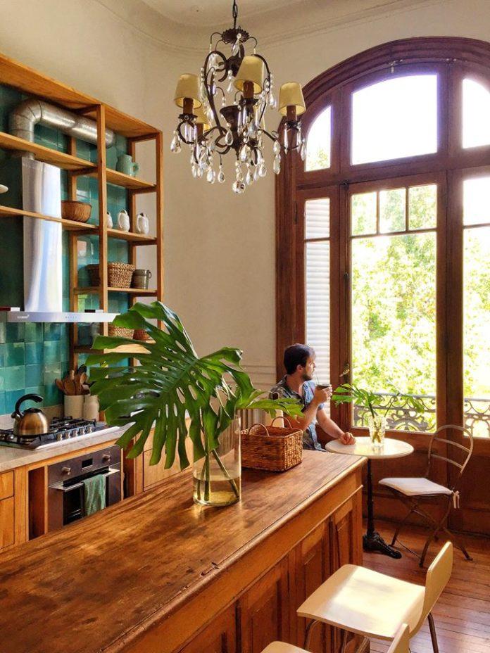 Un appartement d'Airbnb