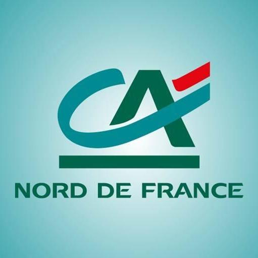 Logo du Crédit Agricole Nord de France