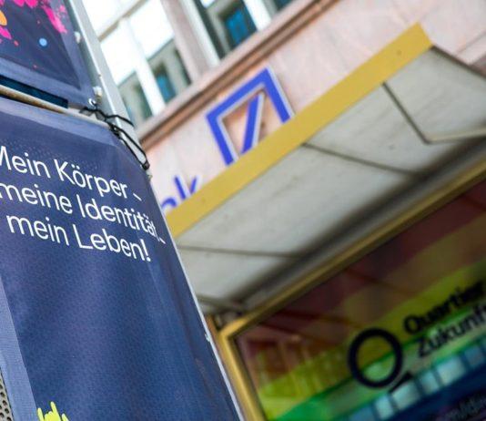Siège allemand de la Deutsche Bank