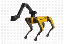 Spot, le robot-chien de Boston Dynamics