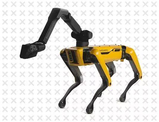 Spot, le robot-chien de Boston Dynamics