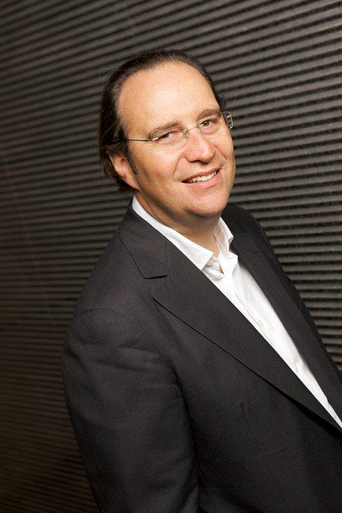 Portrait de Xavier Niel