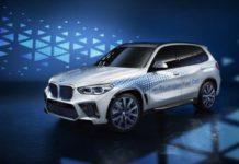 Le prototye de la BMW i Hydrogen (Photo)
