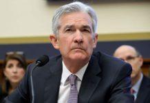 Jerôme Powell, patron de la Réserve fédérale américaine (Fed)