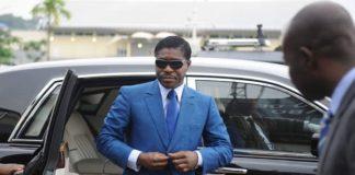 Teodorin Obiang, vice-président de la République de Guinée Equatoriale