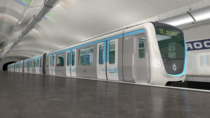 Ile-de-France Mobilités et la RATP ont confié le renouvellement du matériel de huit lignes du métro parisien aux constructeurs ferroviaires français Alstom et canadien Bombardier