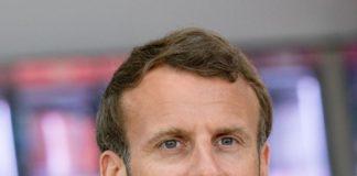 Emmanuel Macron, président de la République de France.
